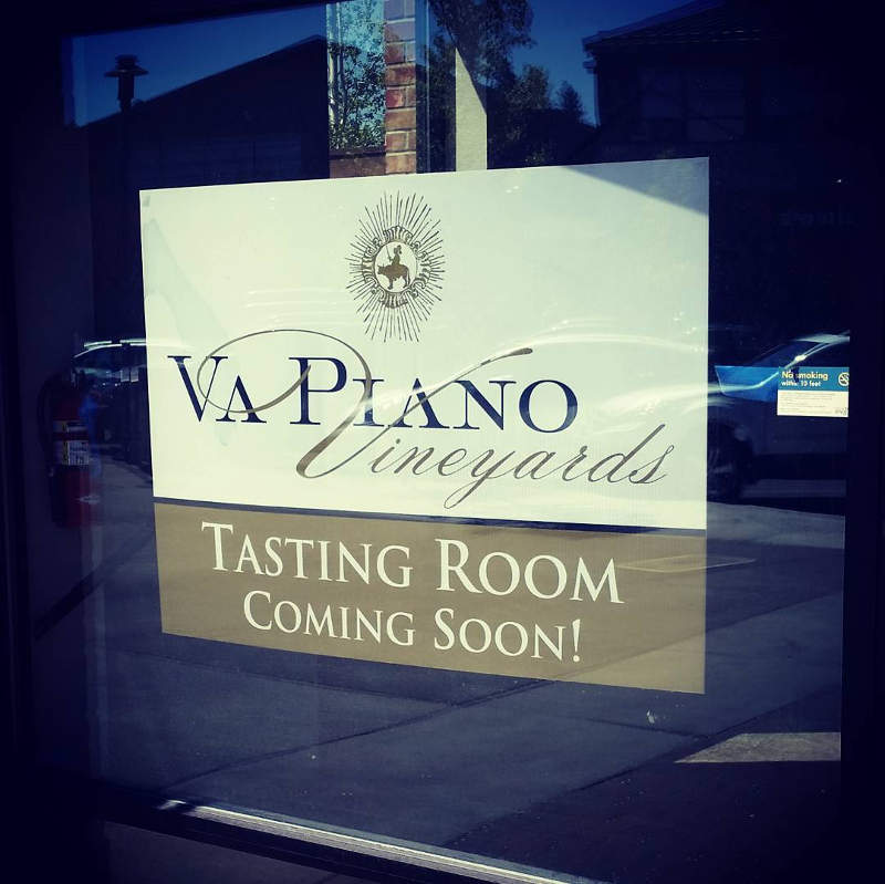 Va Piano coming soon