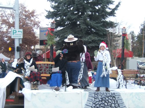 Bend Christmas Parade 2006