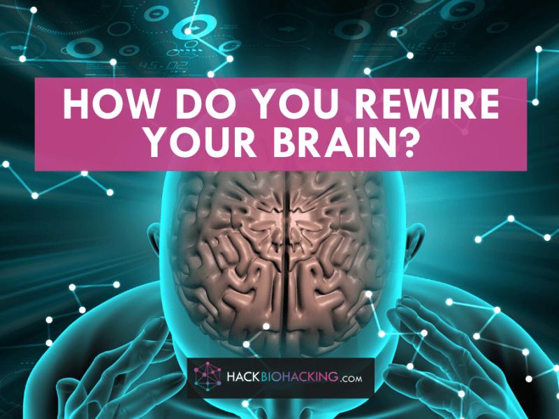 Rewiring brain  how to rewire your brain?