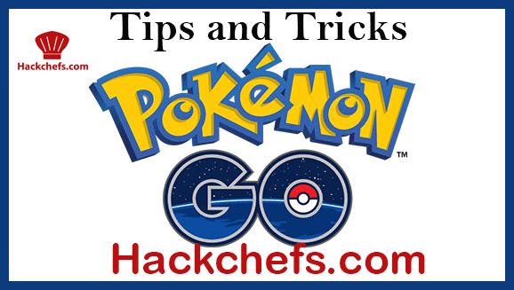Pokemon go trick tips cheat hack