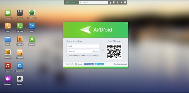 Access Android Apps From PC
