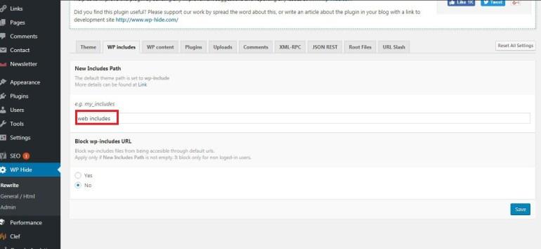 hide wordpress plugin name