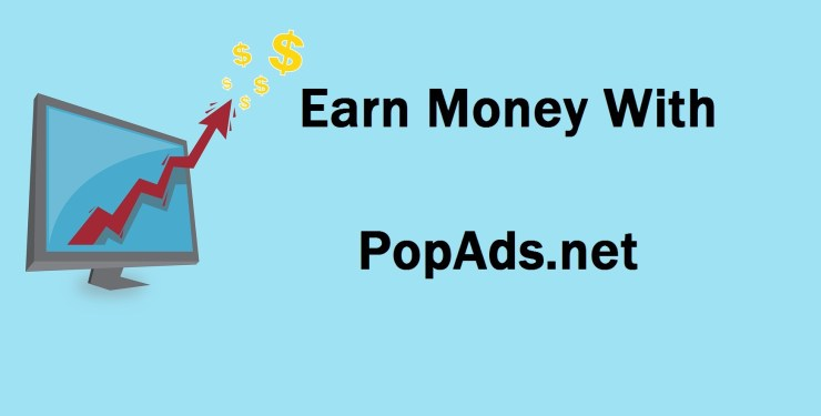 earn money with popads