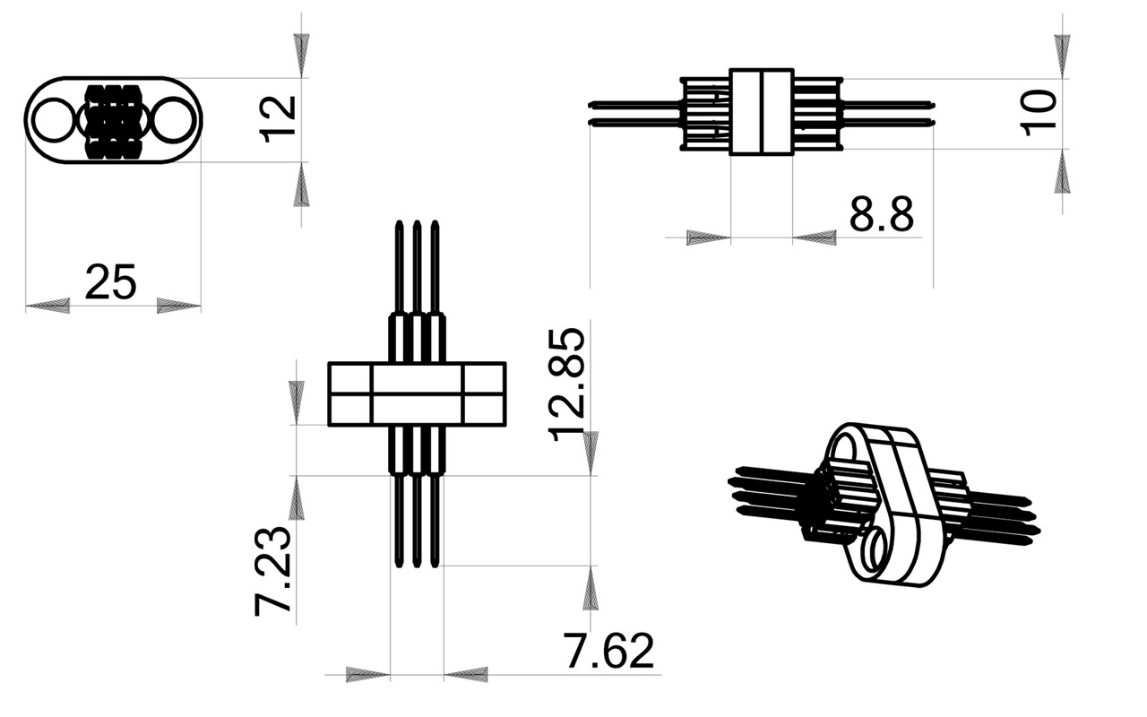 Power Cables And Connectors