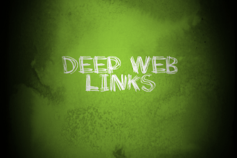 Deep web onion links