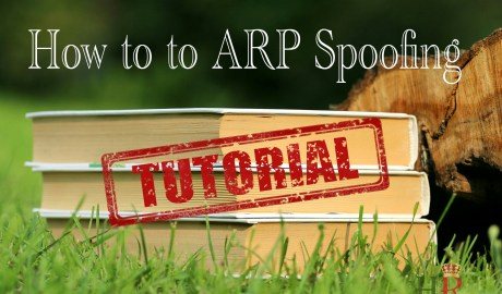 ARP Spoofing Attack : Step-By-Step Tutorial