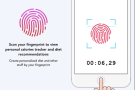 iOS Fingerprint Scan