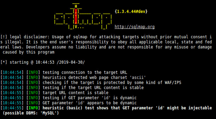 Sql Injection Testing Using Sqlmap - Hackersonlineclub-1476