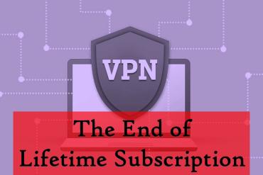 VPN End of Lifetime Subscription