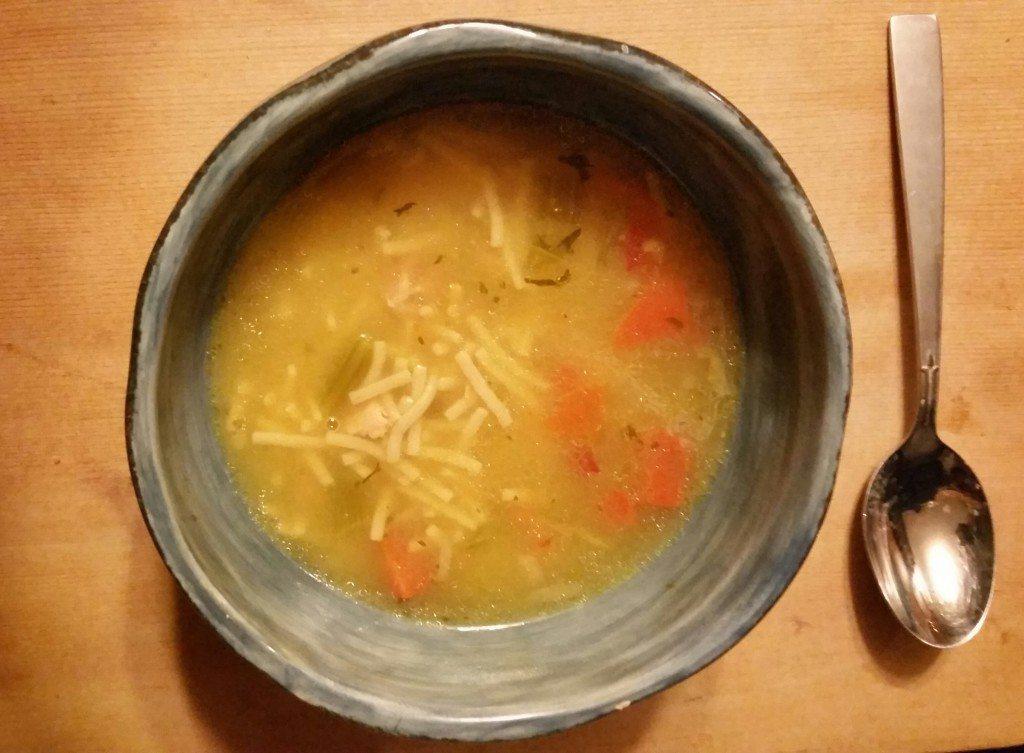 Low Sodium Chicken Noodle Soup