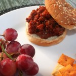 The Ultimate Low Sodium Sloppy Joe
