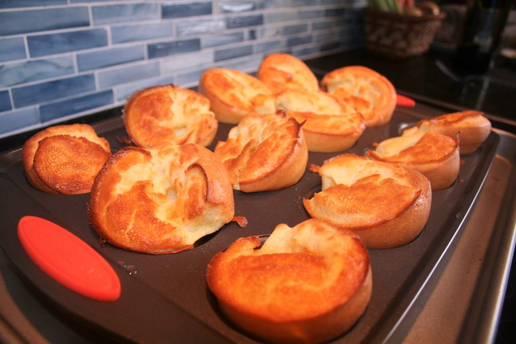 Low Sodium Yorkshire Pudding Or Popovers