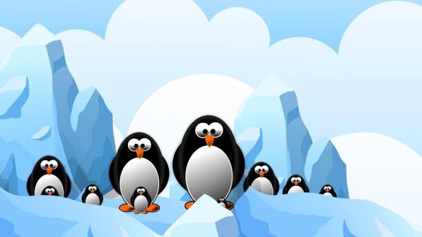 penguin-family