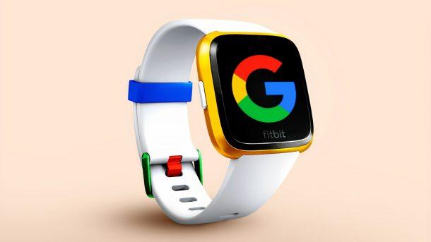 Google Fitbit Watch