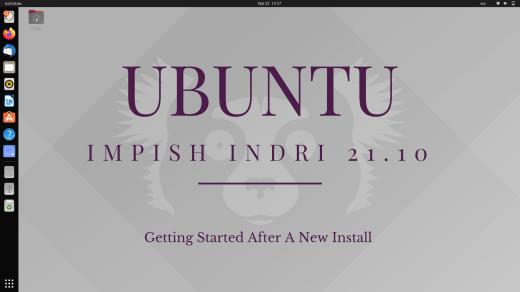 Ubuntu Indri Banner
