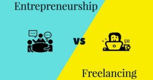 earn money online through freelancing