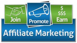 earn money online through affiliate marketing