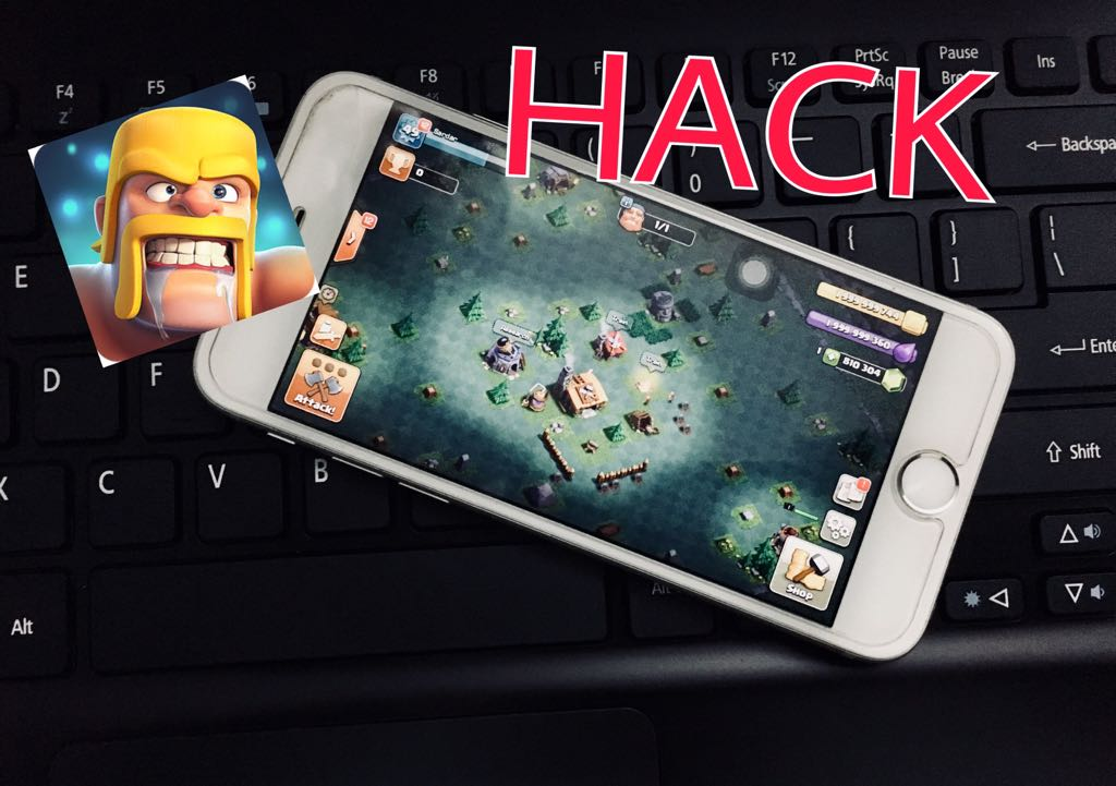 How to Hack Clash of Clans iOS No Jailbreak