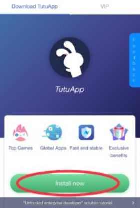 how to download tutuapp