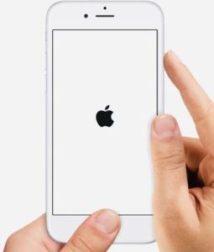 how to restart an iphone