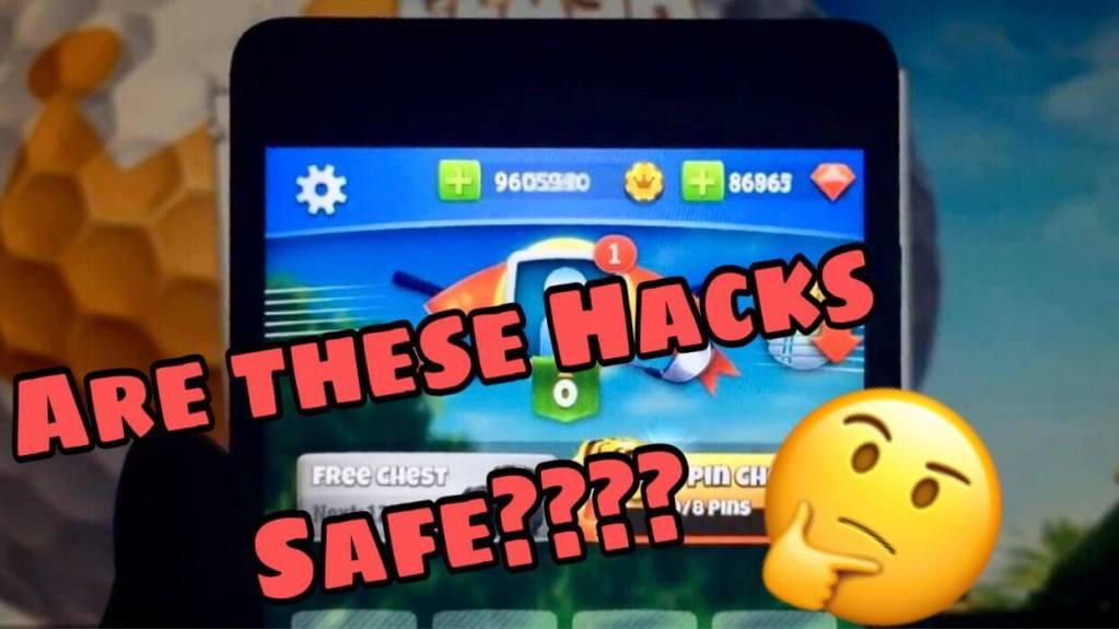 Are Golf Clash Hacks Safe