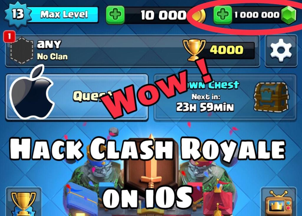 How to Hack Clash Royale iOS No Jailbreak