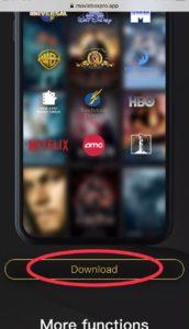 Movie box pro download ios 14