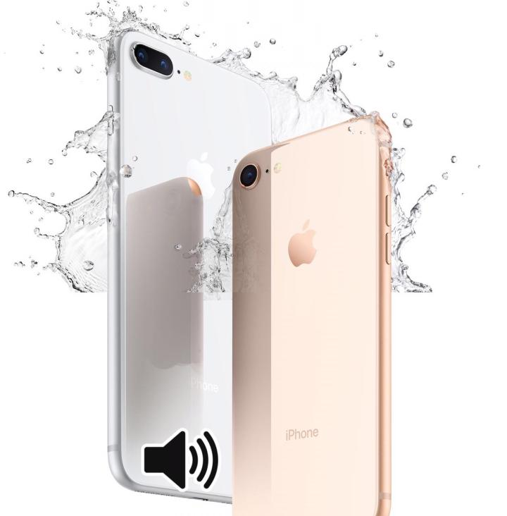 How to Get Water out of iPhone 8 Speakers