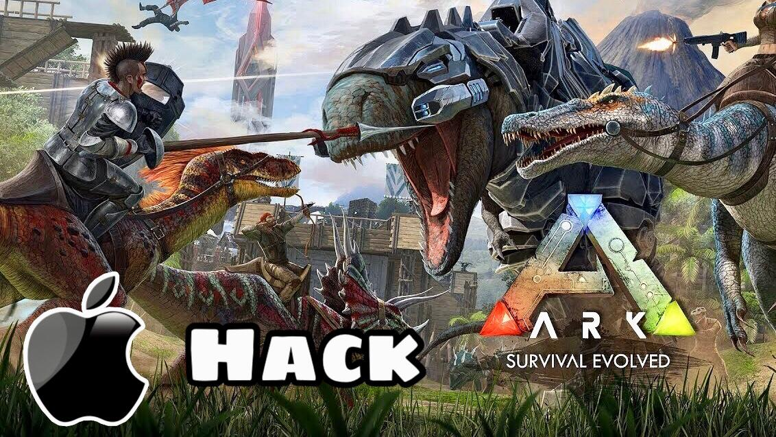 How to Hack ARK Survival Evolved iOS