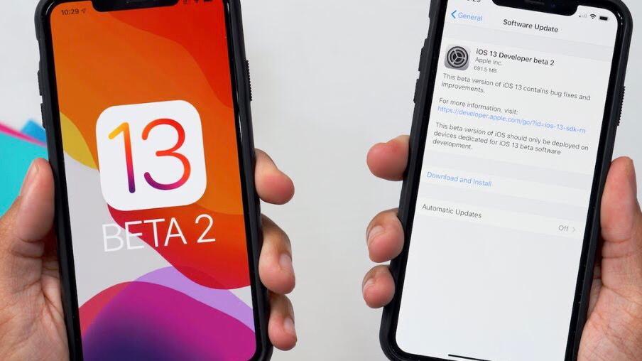 iOS 13 Beta Profile Download