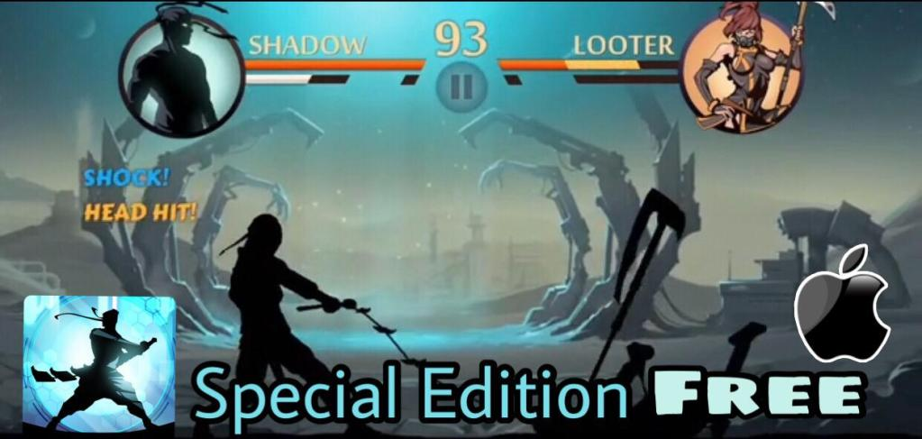 How to Download Shadow Fight 2 special edition for free ios