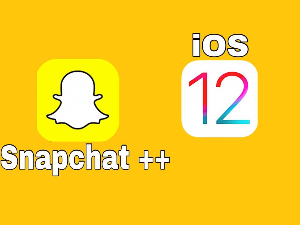 Snapchat++ iOS 13