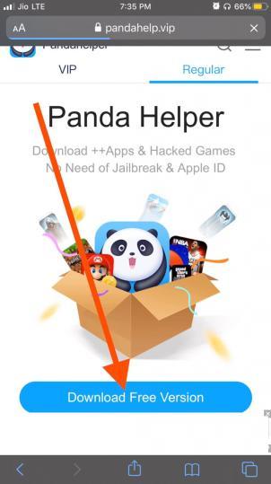 Download Monopoly using Pandahelper