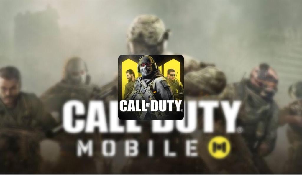Call Of duty Mobile iOS Download