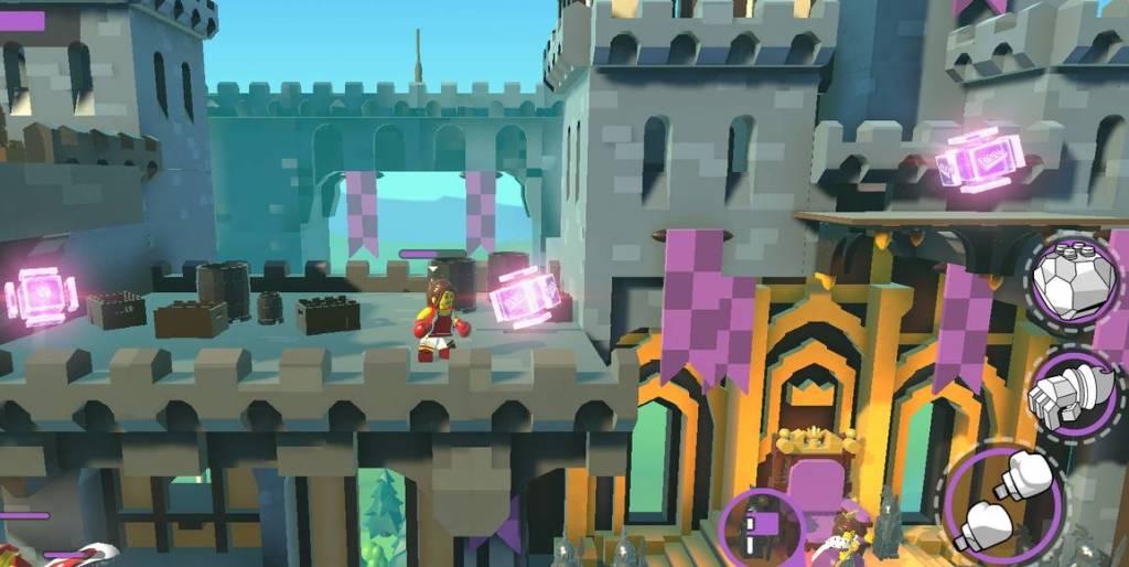 Lego Brawls a multiplayer apple arcade game