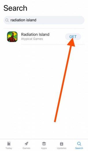 Radiation Island free download iOS