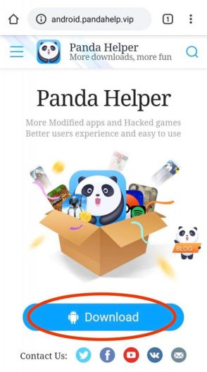 Pandahelper