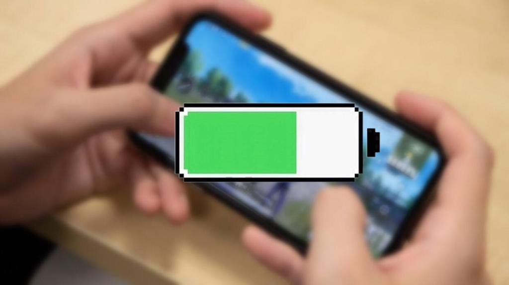 How to save battery while playing PUBG iPhone