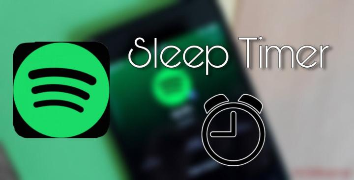 How to set sleep timer on Spotify iPhone