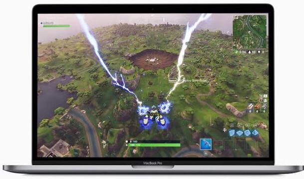Play Fortnite on Macbook Air or Macbook Pro