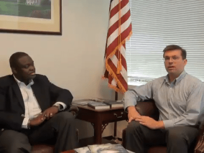 Michael Hackmer and 3eTI President, Benga Erinle, talk about 3eTI