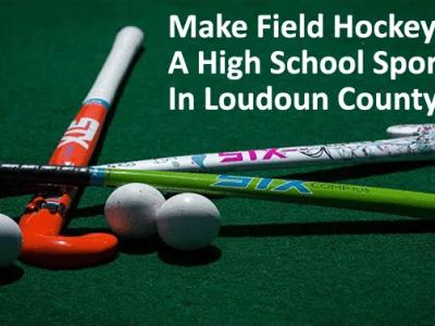 Make Field Hockey A High School Sport In Loudoun County