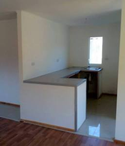 Valdivia Chile Real Estate - Kitchen of House in Pino Huacho 1 - Near Niebla and Valdivia