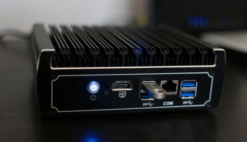 Protectli 6-Vault Review – pfSense, ESXi, ELK | Hackmethod