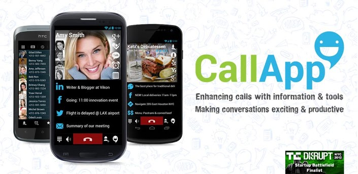 contacts callapp