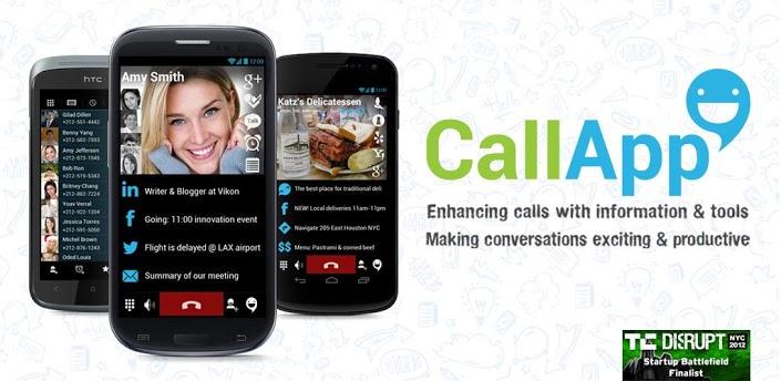 contacts callapp