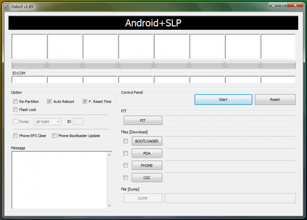 Udpate Galaxy Note N7000 to UBLSF Android 4 1 2 Jelly Bean Firmware