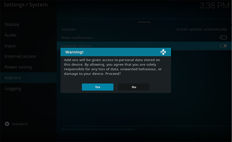 Kodi-krypton-warning-addons-ares-wizard