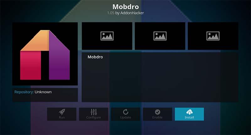 Mobdro-Install