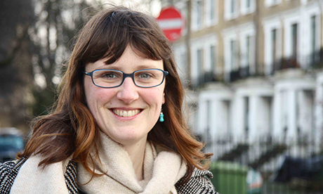 Charlotte George. Photograph: Hackney Green Party